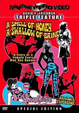 A Sweet Sickness (1968) cover