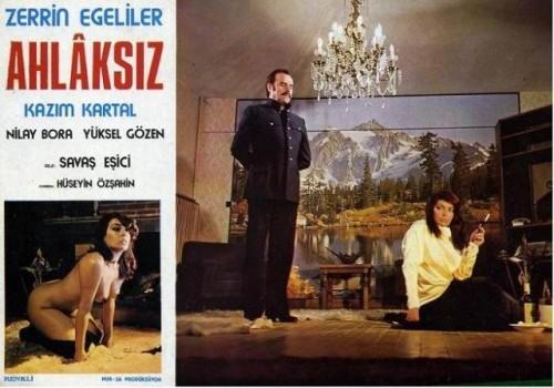 Ahlaksiz (1978) cover