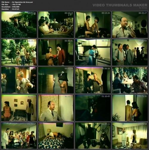 As Vigaristas do Sexo (1982) screencaps