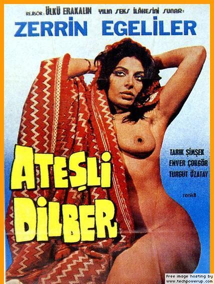 Atesli Dilber (1979) cover