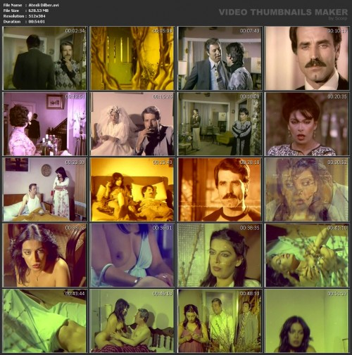 Atesli Dilber (1979) screencaps