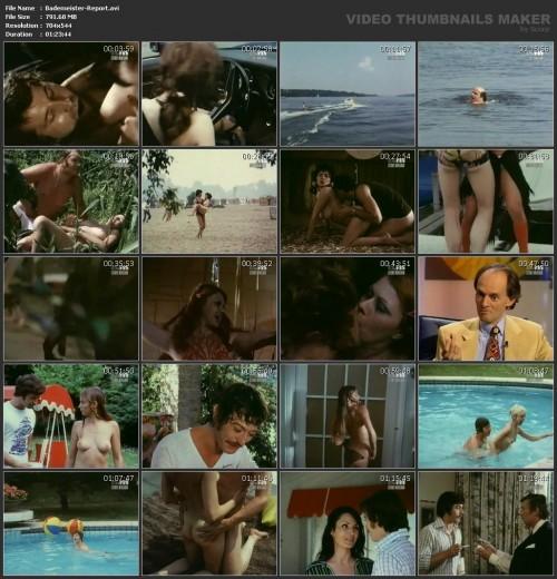 Bademeister-Report (1973) screencaps
