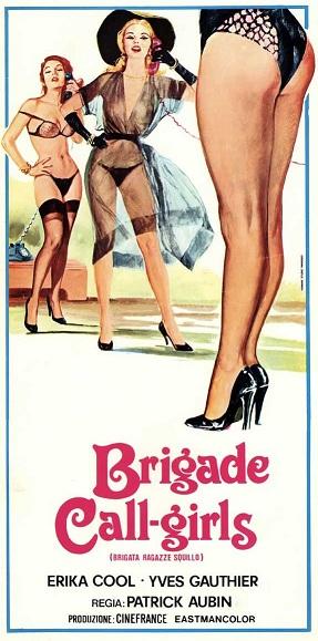 Brigade call girls (1977) cover