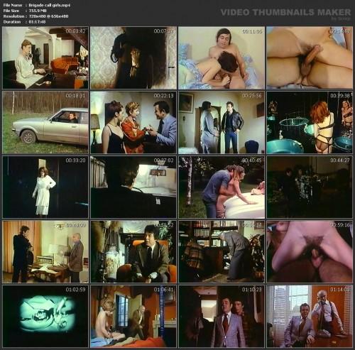 Brigade call girls (1977) screencaps