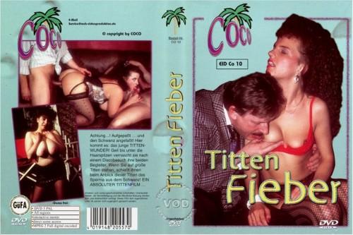 Busenstar Jacky (Titten Fieber) (1980) cover