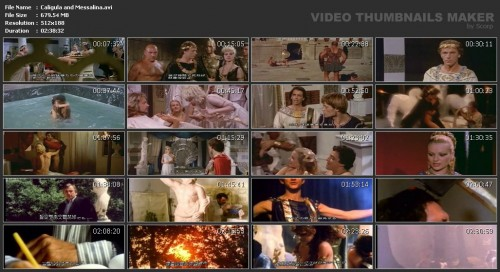 Caligula and Messalina (1982) screencaps