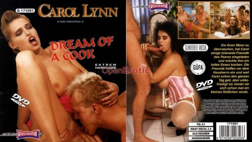 Dream Of A Cook (1990) cover