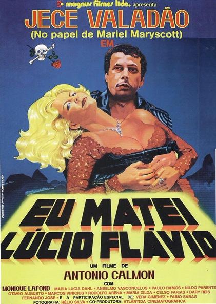 Eu Matei Lucio Flavio (1979) cover