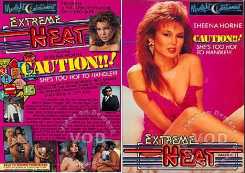 Extreme Heat (1987) cover