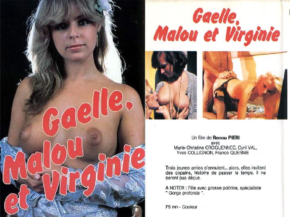 Gaelle malou et virginie 1975 2