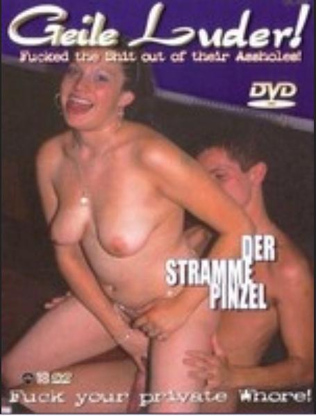 Geile Luder. Der Stramme Pinzel (1990) cover