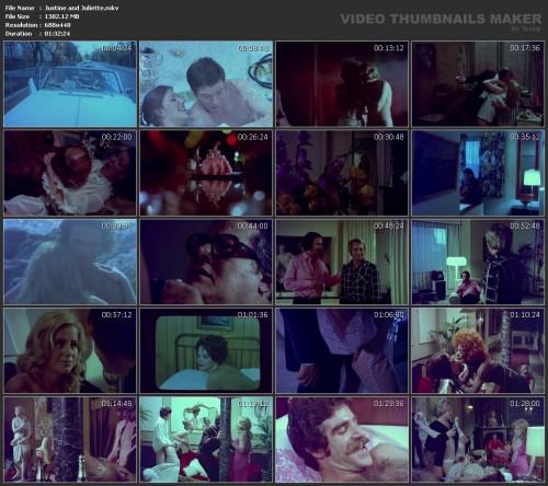 Justine and Juliette (1975) screencaps