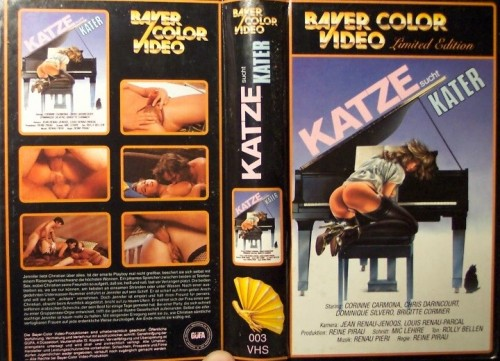 Katze Sucht Kater (1986) cover