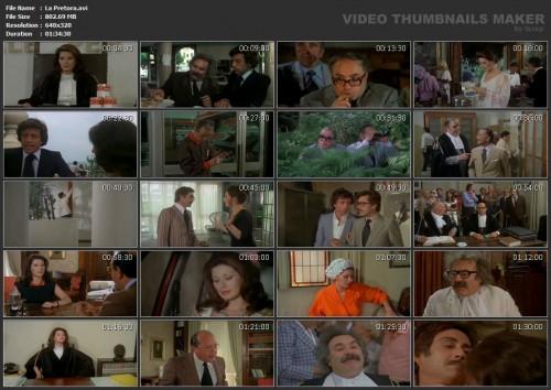 La Pretora (1976) screencaps