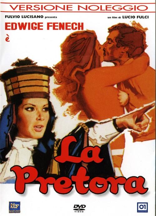 La Pretora (1976) cover