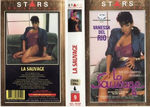 La sauvage (1986) cover