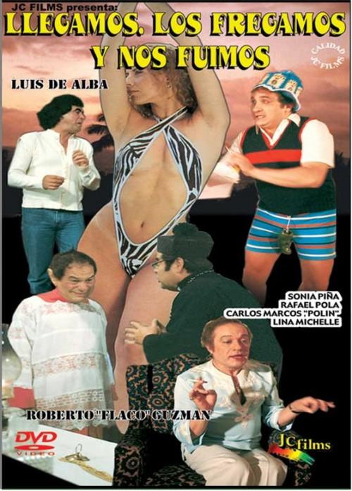 Llegamos los fregamos y nos fuimos (1985) cover