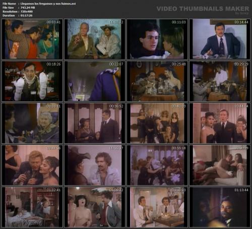 Llegamos los fregamos y nos fuimos (1985) screencaps