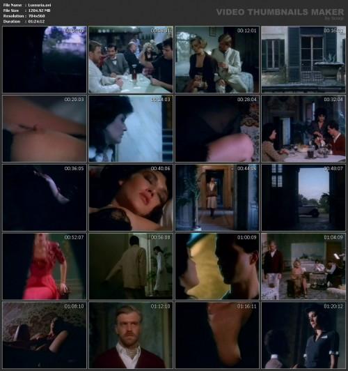 Lussuria (1986) screencaps