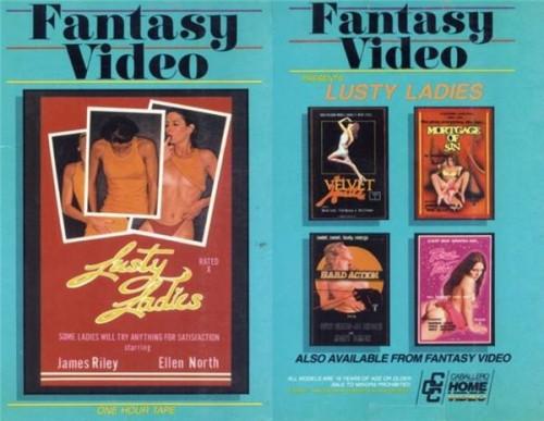 Lusty Ladies (1978) cover
