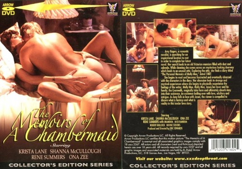 Memoires of a Chamber Maid (1987) cover
