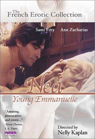Nea: Young Emmanuelle (1976) cover