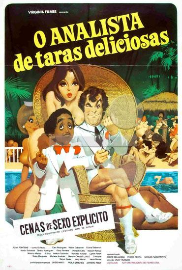 O Analista de Taras Deliciosas (1984) cover