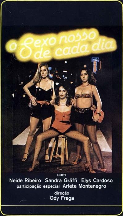 O sexo nosso de cada dia (1981) cover