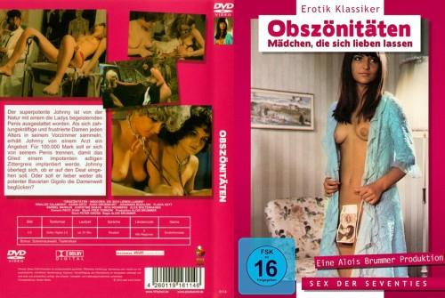 Obszonitaten: Madchen, die sich lieben lassen (1971) cover