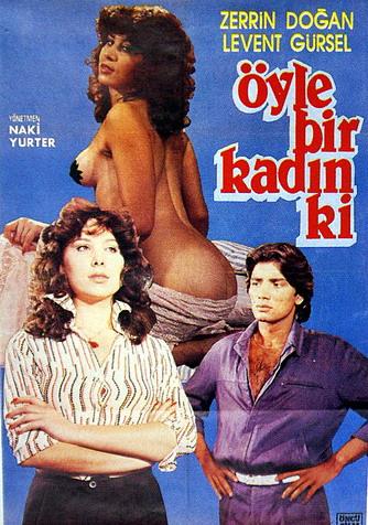 Oyle Bir Kadin Ki (1979) cover
