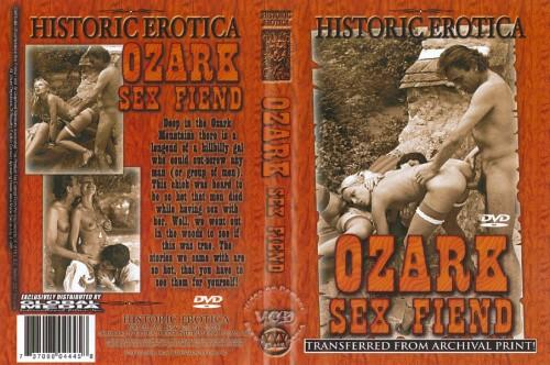 Ozark Sex Fiend (1960) cover
