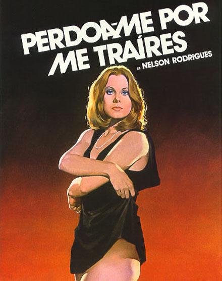 Perdoa-me Por Me Traires (1980) cover