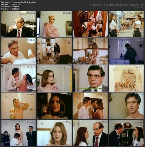 Perdoa-me Por Me Traires (1980) screencaps