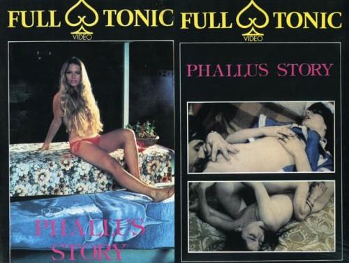 Phallus story (1978) cover