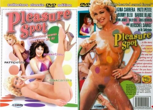Pleasure Spot (1986) cover