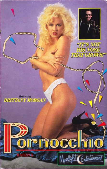 Pornocchio (1987) cover