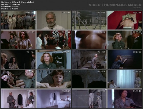 SS Camp 5: Womens Hell (1977) screencaps