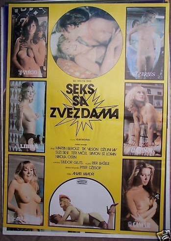 Sex with the stars (1980) cover