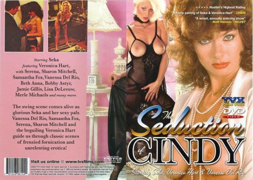 The Seduction of Cindy (1980) cover