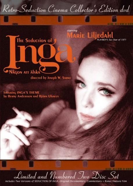 The Seduction of Inga (1969) cover