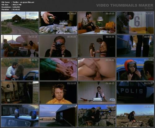 Thriller - en grym film (1974) screencaps