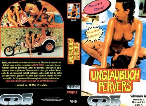 Unglaublich Pervers (1980) cover