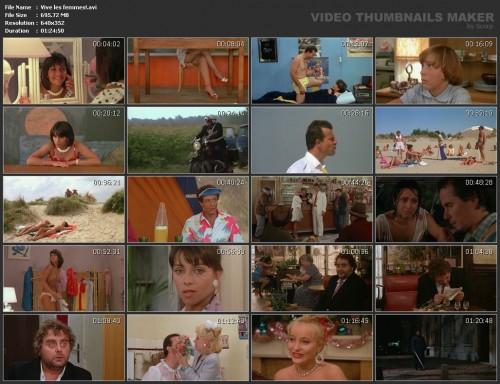 Vive les femmes! (1984) screencaps