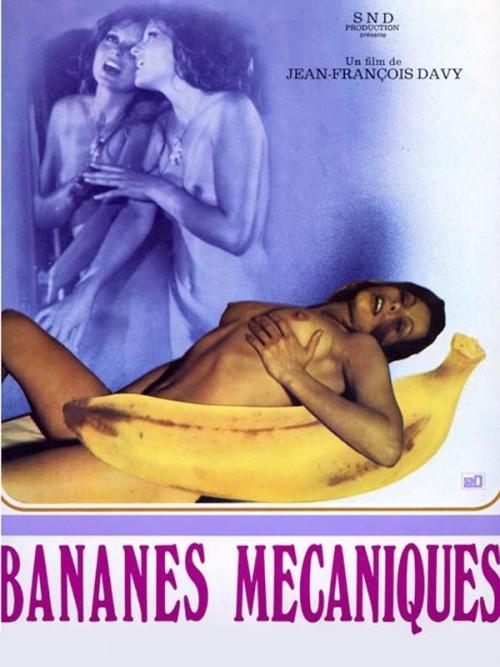 Bananes mecaniques (1973) cover