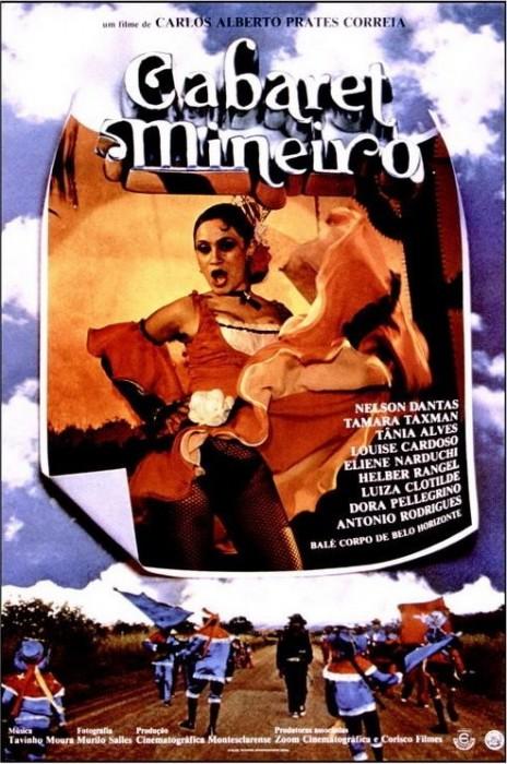 Cabaret Mineiro (1982) cover