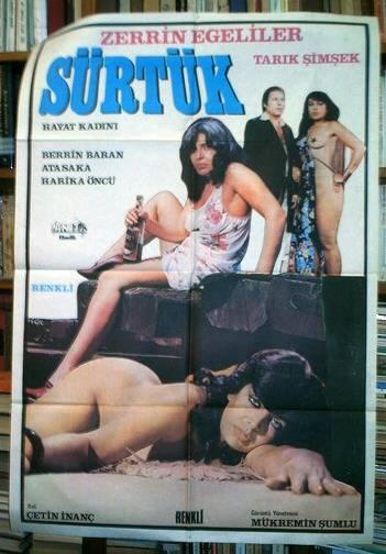 Hayat Kadini-Surtuk (1979) cover