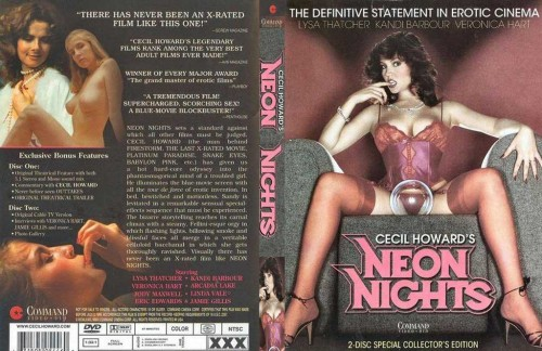 Neon Nights (1981) cover
