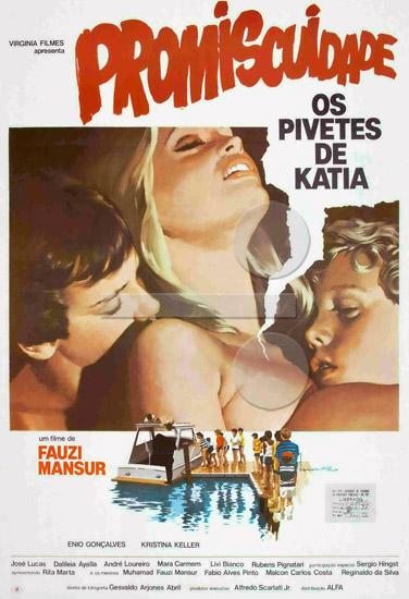 Promiscuidade, os Pivetes de Katia (1984) cover