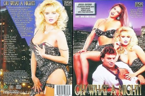 Oh What A Night! (1990) cover