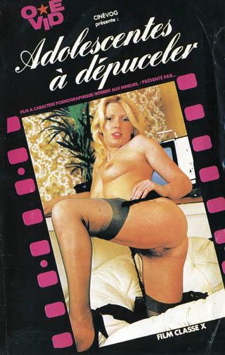 Adolescentes a depuceler (1980) cover